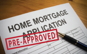 Mortgage Pre-Approved